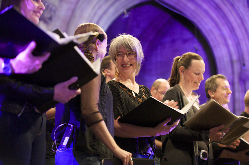 Photography for the Dowsing for Sound Charity Concert at Ely Cathedral