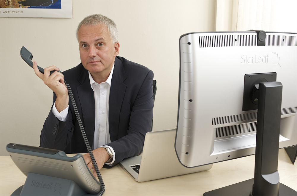 Starleaf Cloud Video & Conferencing Portrait Photography