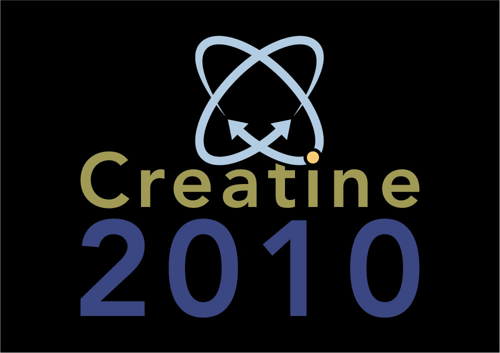 New logos for the creatine conference at Downing College