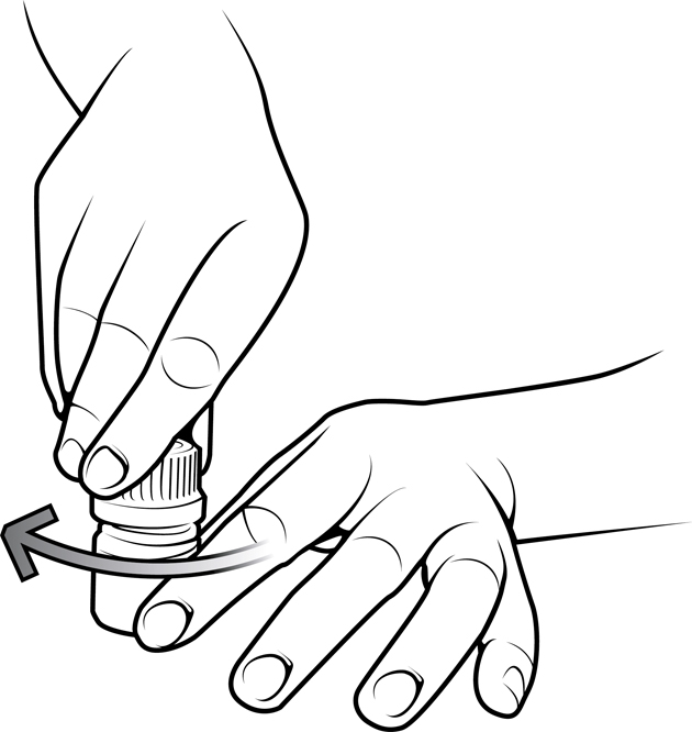 Opening bottle illustration by Richard Bowring